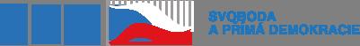 SPD – Svoboda apřímá demokracie Logo